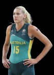 Basketteuse australienne